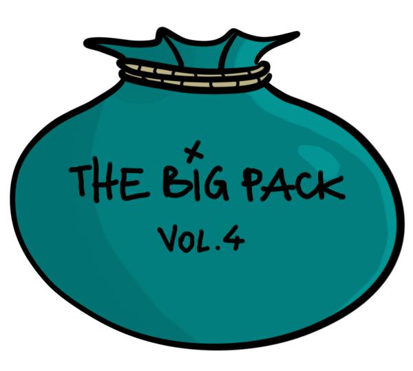 The BIG Pack - Vol.4