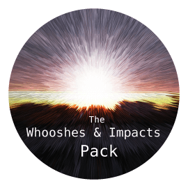 The Whooshes and Impacts Pack